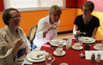 "Delighted guests in Gananoque got a chance to experience Japanese cuisine in an authentic setting as Elizabeth Walker presented ""A Taste of Japan"" on May 22, a fundraising dinner to help her get the money necessary to finance her upcoming trip to Japan as a Rotary Interact exchange student."
