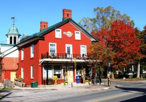 Fall Colour and Buildings - Gananoque - October 11, 2011 061cropresizecopyright