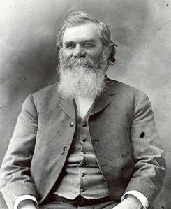 Daniel David Palmer, father of chiropractic (submitted photo)