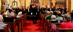 Melodia Monday at Christ Church in Gananoque