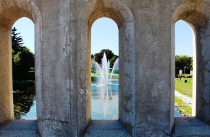 Fountain – a view from Trails Open