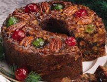 Panamanian Fruit Cake Recipe
