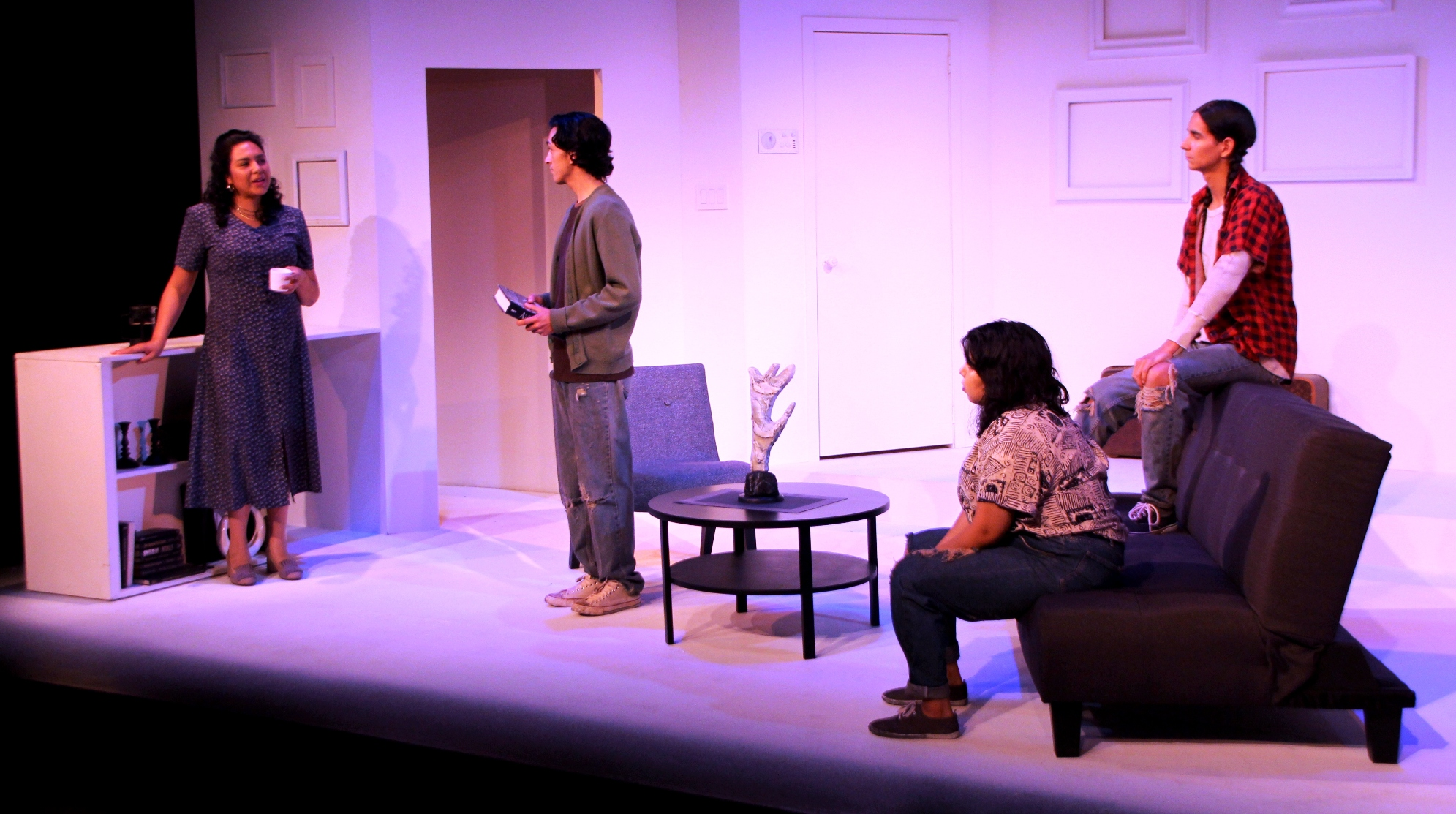 only drunks and children tell the Two decades after its first bc run, only drunks and children tell the truth returns to vancouver written by indigenous playwright, drew hayden taylor, the production focuses on an indigenous.